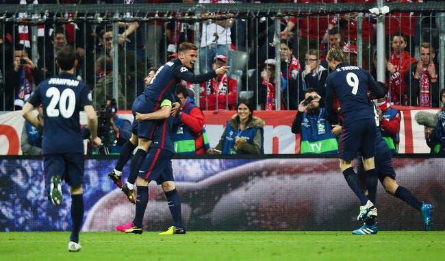 LDC : L'Atlético Madrid est de retour en finale !