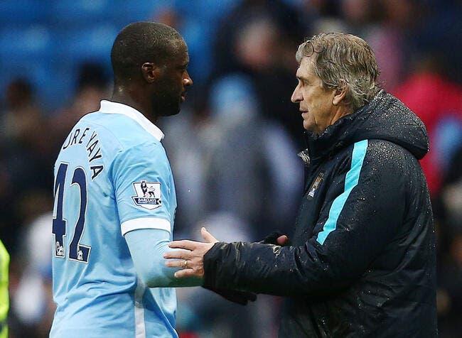 Man City : Yaya Touré et David Silva absents contre Madrid