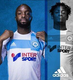 OM : Le  maillot 2016-2017 de Marseille dévoilé !