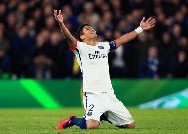 PSG : Dunga se mêle salement du mercato avec Thiago Silva