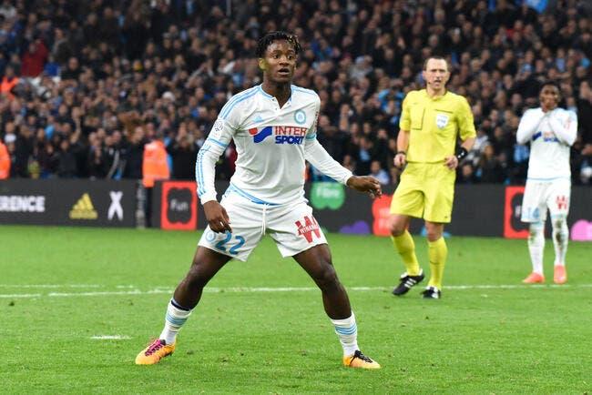 OM: Batshuayi est devenu trop fort pour Marseille pense Dugarry