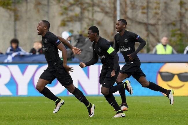 PSG: Paris contre-attaque pour stopper la fuite des pépites