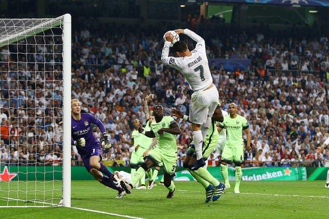 Twitter se régale avec le dunk signé Cristiano Ronaldo
