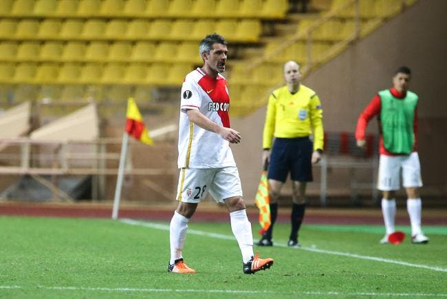 ASM: Deux cadres de Monaco incertains contre l'OL