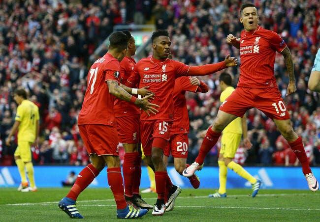 EL : Liverpool déchainé, Gameiro est en feu, la finale promet !