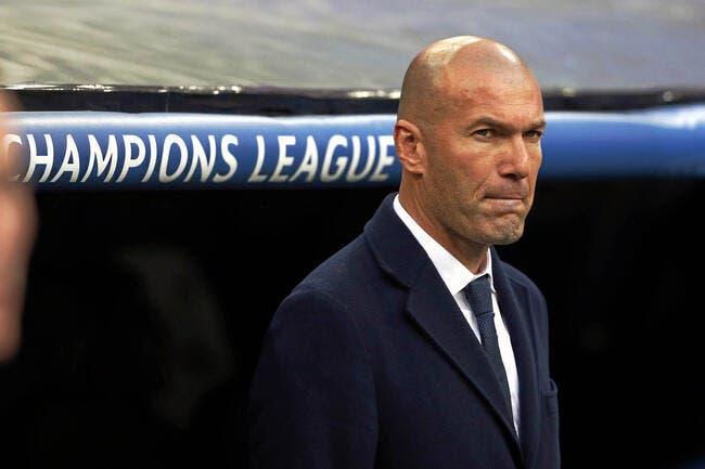 Real Madrid : Zidane entre déjà dans l'histoire, et ce n'est peut-être pas fini