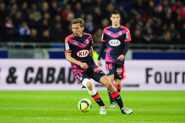 Bordeaux: OL, Premier League, Liga... Chantôme a l'embarras du choix