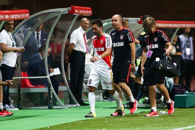 Monaco: Avec Toulalan mais sans Moutinho contre l'OL