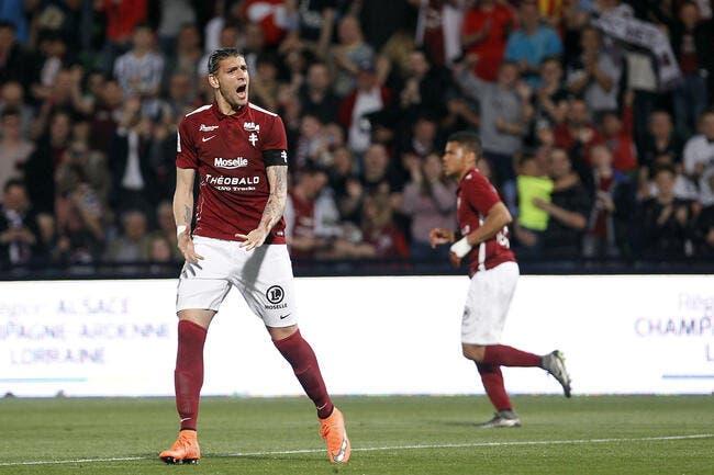 Nancy champion, Metz presque en L1, Créteil et le Paris FC en National