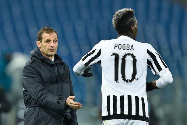 Officiel : Allegri prolonge avec la Juventus Turin