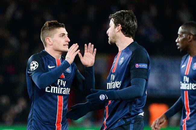 PSG: Paris fait pression pour que Verratti zappe l'Euro 2016 !