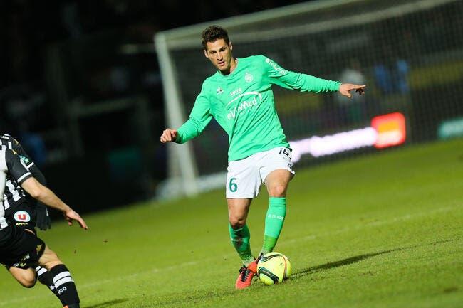 ASSE : Les Verts c'est pas le Real Madrid rappelle un joueur
