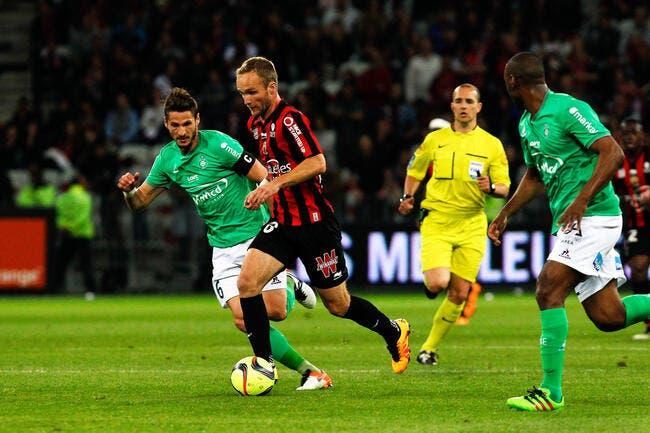 ASSE : Pierre Ménès allume les Verts..et applaudit Nice