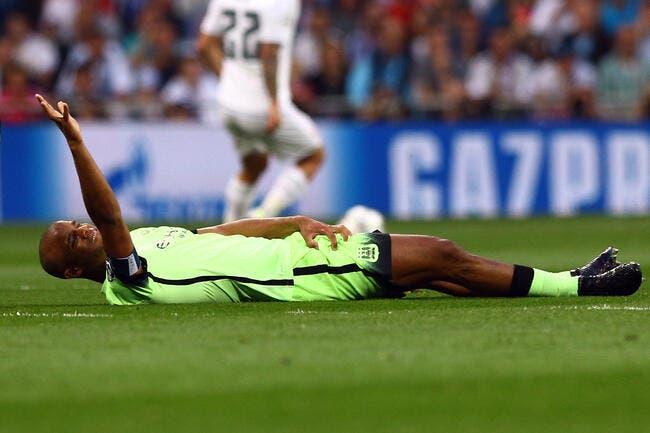 Euro 2016 : Gravement blessé, Kompany annonce son forfait