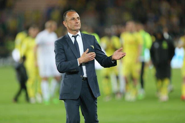 FC Nantes : Michel Der Zakarian tire le bilan de son aventure