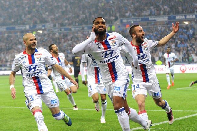 L'OL ridiculise Monaco, Toulouse peut croire au miracle !