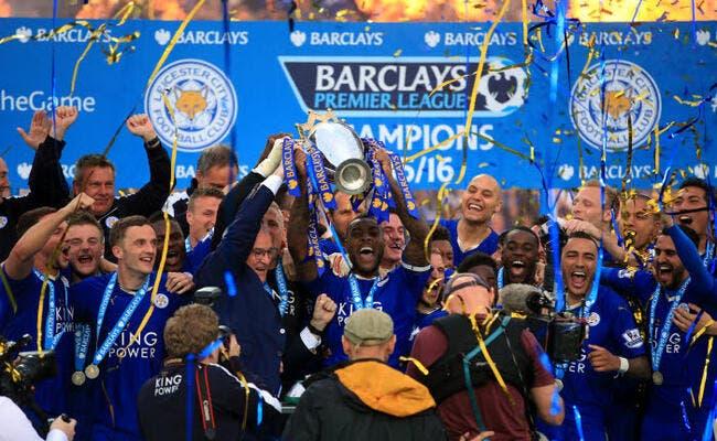 Le rêve fou de Leicester s'est concrétisé !