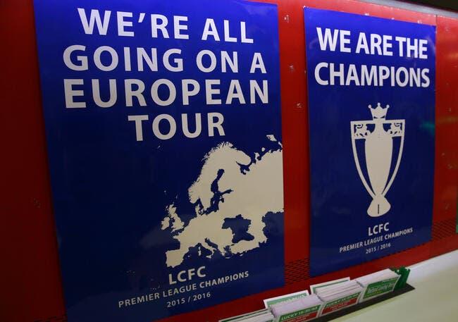Leicester - Everton : Les compos (18h30 sur C+ Sport)