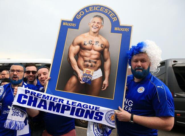 Lineker en slip, les supporters de Leicester chambrent !
