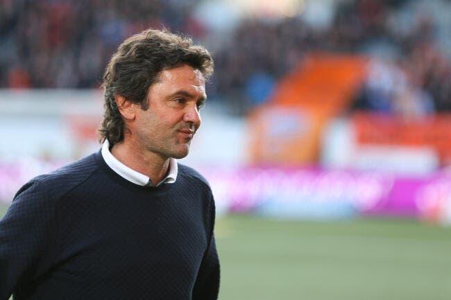 Lorient a la tête dans le sac depuis la défaite face au PSG