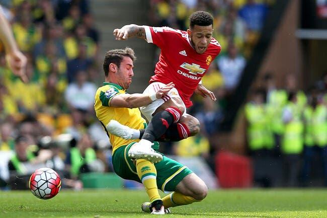Norwich - Man Utd : 0-1