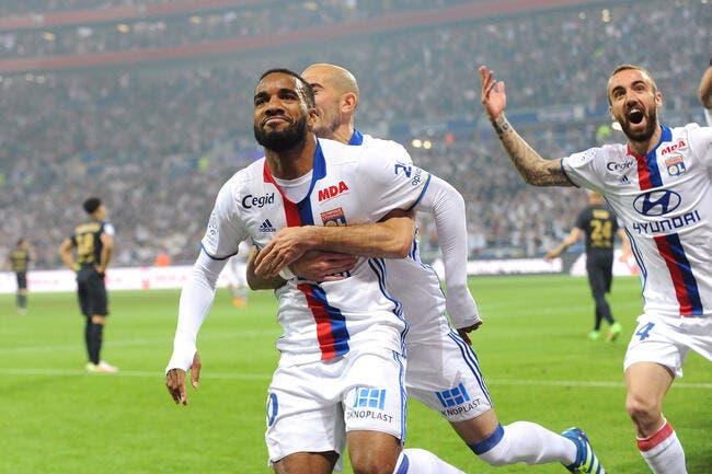OL : Lacazette enfile les buts, les records et peut rêver d'Euro !