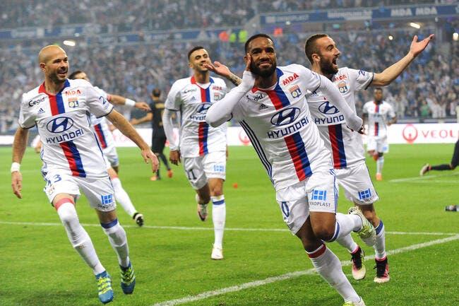 OL - Monaco : 6-1