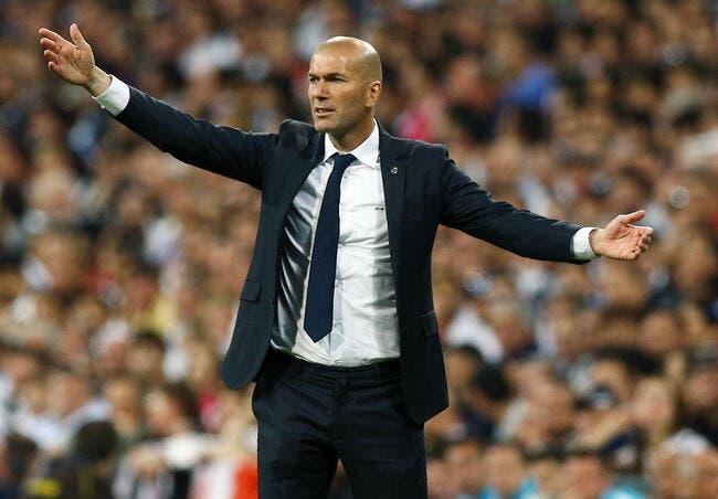Real Madrid : Zidane attend ses trois finales de pied ferme