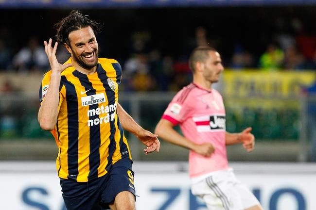 Hellas Verone - Juventus : 2-1