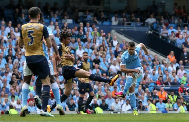 Manchester City – Arsenal 2-2