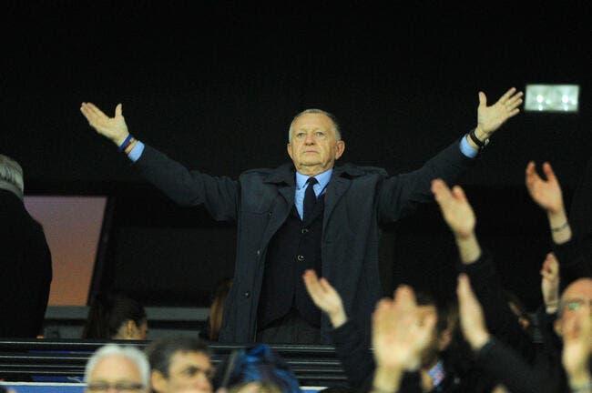 OL : Aulas couronne Lyon «champion du beau jeu et du plus beau stade»
