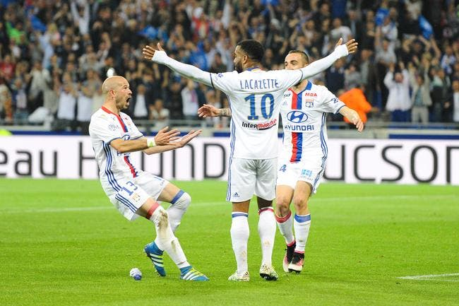 OL : Lacazette sur le départ de Lyon pour l'Atlético Madrid ?
