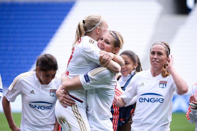 OL : Les Lyonnaises championnes de France pour la 10e fois