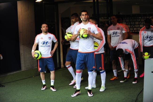 OL: Lyon ouvre la porte à un départ de Valbuena