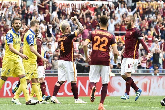 Roma - Ch. Vérone 3-0