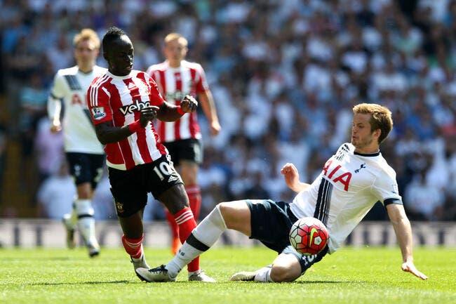 Tottenham - Southampton : 1-2