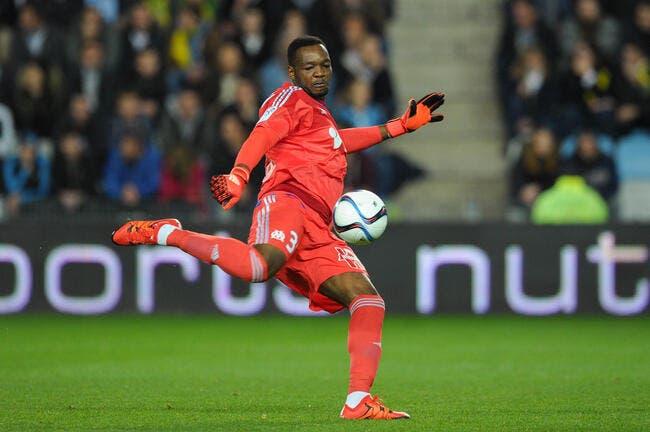 UNFP : Mandanda meilleur gardien de but de L1