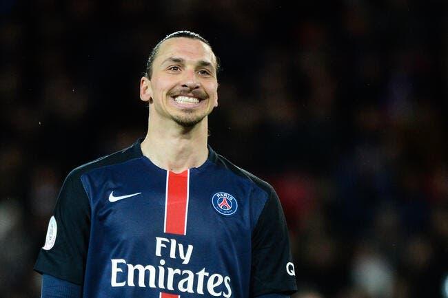 UNFP : Zlatan Ibrahimovic élu meilleur joueur de Ligue 1