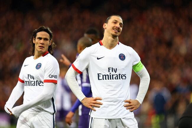 PSG : Dugarry conseille Al-Khelaifi entre Ibrahimovic et Cavani
