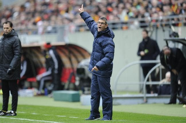 Troyes: Jean-Louis Garcia nouvel entraineur