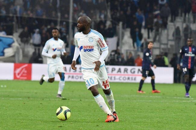 OM : Lassana Diarra toujours plus proche du PSG