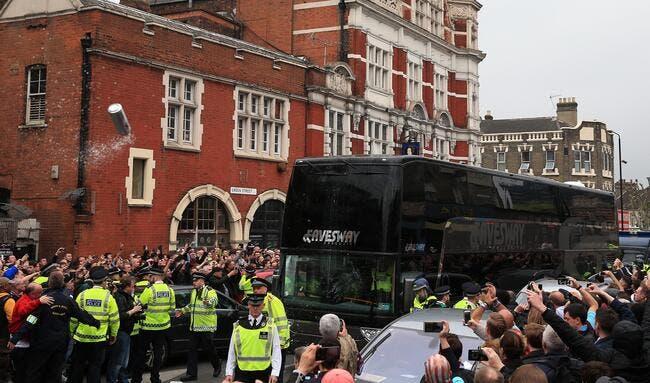 West Ham–Manchester United, le match en retard commencera en retard...