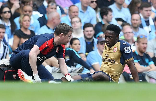Angleterre : Welbeck forfait pour l'Euro 2016 !