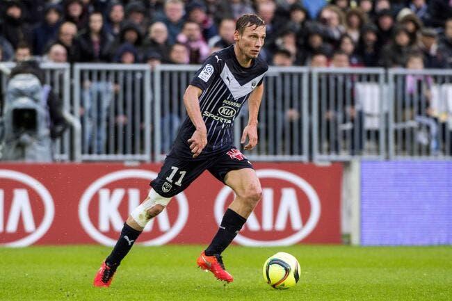 Bordeaux - PSG : Luxation de l'épaule pour Chantôme