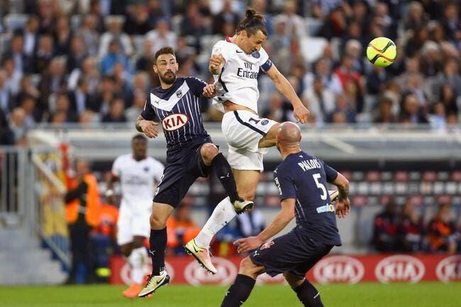 Bordeaux tient encore et toujours tête au PSG