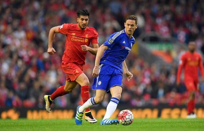 Liverpool - Chelsea : 1-1