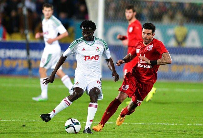 Monaco : L'ASM confirme le transfert définitif de Ndinga à Moscou