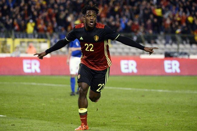 Belgique: Batshuayi convoqué pour l'Euro 2016!