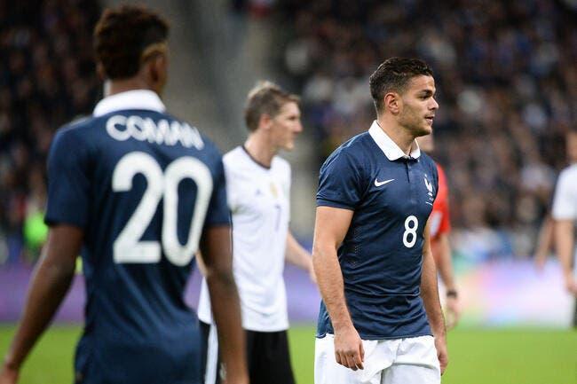 France : Ben Arfa absent des 23 ? Ce n'est pas de sa faute
