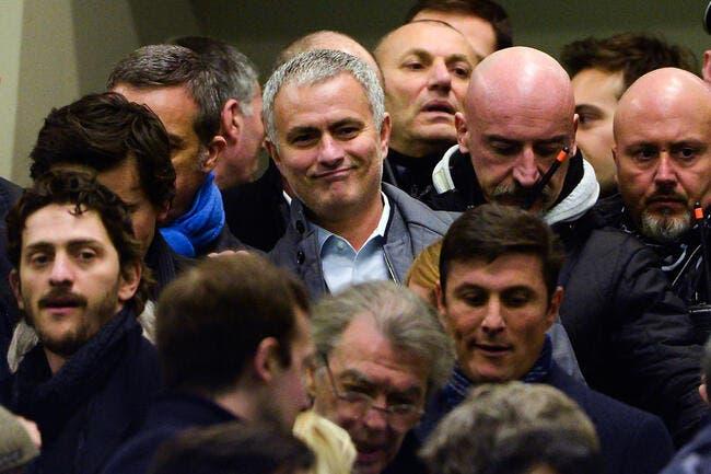 Mourinho reçoit une prune à 2 ME